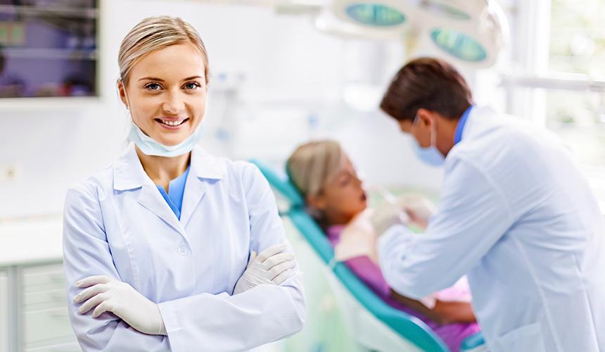 Image result for Dental Assistant
